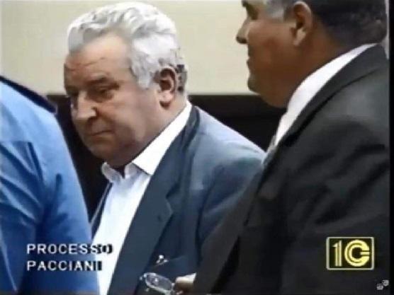 Joe Bevilacqua and Pietro Pacciani