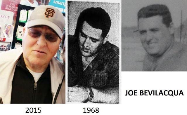 Joe Bevilacqua Zodiac