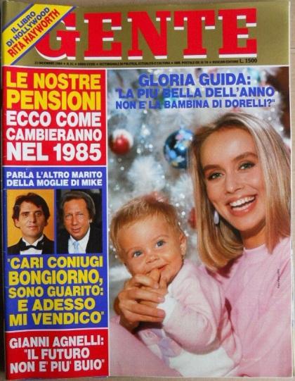 Gente magazine Monster of Florence